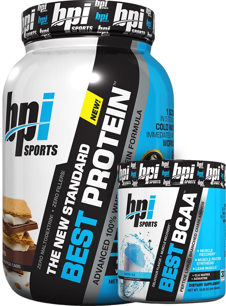 Best Protein + Best BCAA