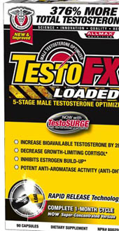 AllMax Nutrition TestoFX Loaded