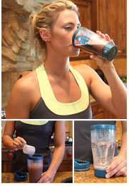 Not Enough Time To Prepare A Meal? Meal Replacement Shakes may help!