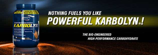 All American EFX Karbolyn - Nothing Fuels You Like Powerful Karbolyn!* The Bio-Engineered High-Performance Carbohydrate