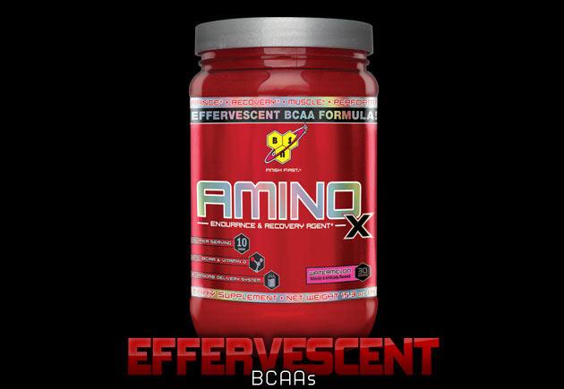 AMINOx - Effervescent Instantized BCAAs