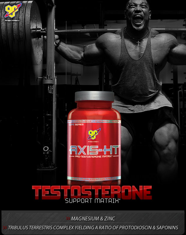 HT Testosterone Booster