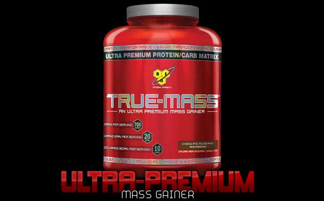 TRUE-MASS - Ultra-Premium Lean Mass Gainer