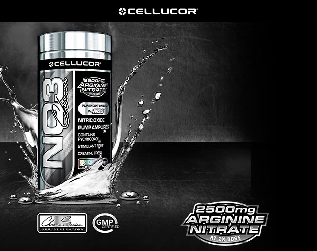 Cellucor NO3 Chrome - Next Generation of Pump