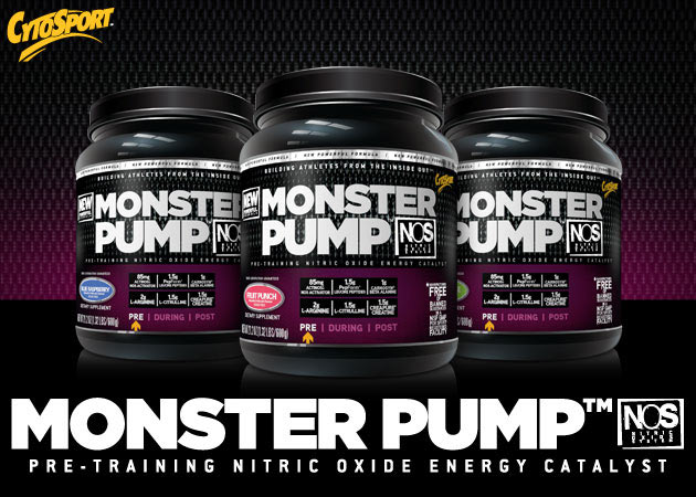 MONSTER PUMP NOS