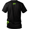 Get Swole Live Swole Performance Tee Black Rear
