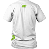 Get Swole Live Swole Performance Tee White Rear