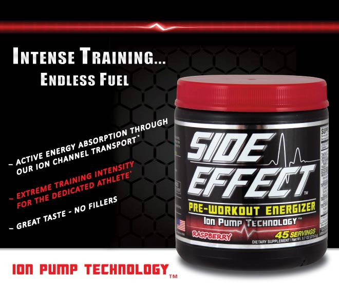 C4 Pre-Workout Side Effects