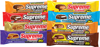 Carb Conscious Supreme Protein Bars
