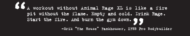 Animal Rage Quote