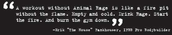 Animal Rage Cita