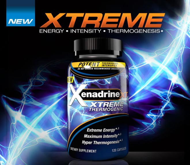 Xteme Energy, Intensity, thermogenisis*