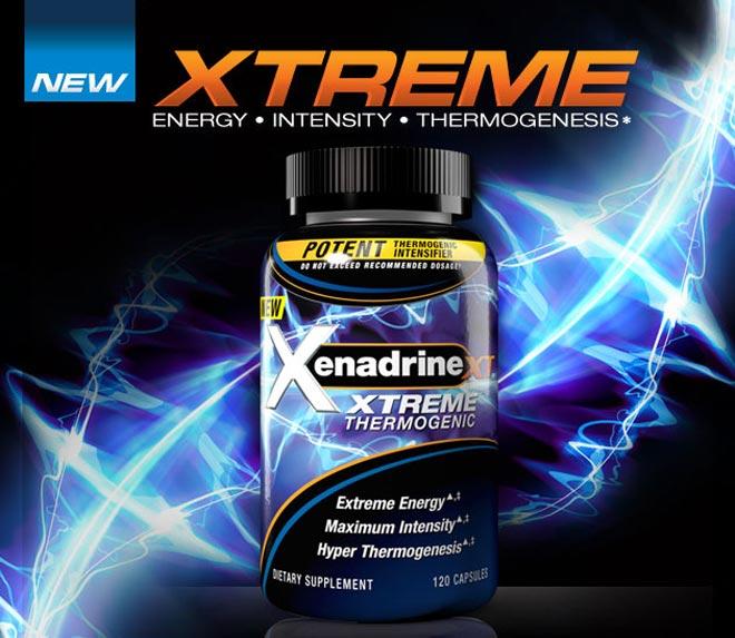 Xteme Energy, Intensity, thermogenisis*