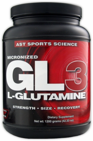 Image for AST - GL3 L-Glutamine