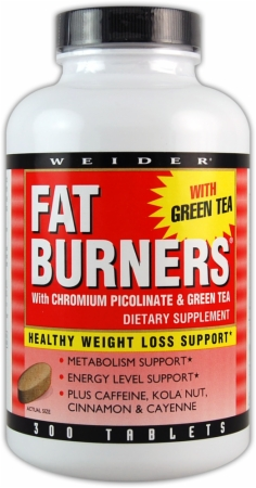 Image for Weider - Fat Burners