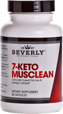 Image for Beverly Int. - 7-Keto MuscLEAN