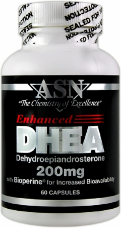 Image for ASN - Enhanced DHEA