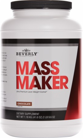 Image for Beverly Int. - Mass Maker