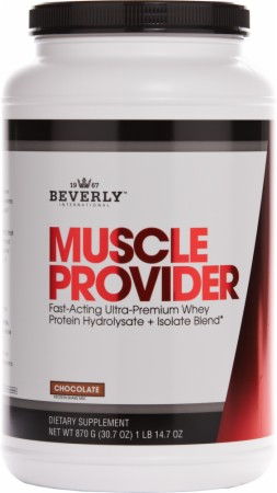 Image for Beverly Int. - Muscle Provider