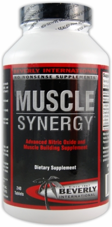 Image for Beverly Int. - Muscle Synergy