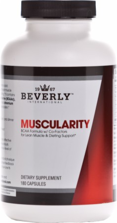 Image for Beverly Int. - Muscularity