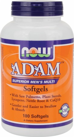 NOW ADAM - 180 Softgels