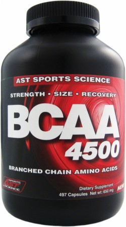 Image for AST - BCAA 4500