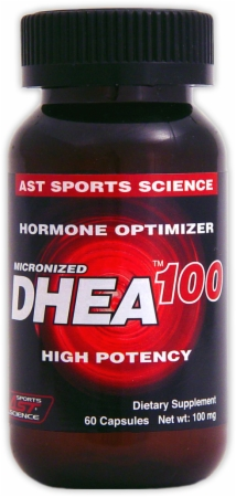 Image for AST - DHEA 100