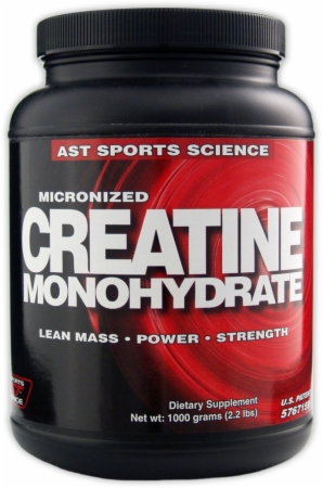 AST Micronized Creatine - 525 Grams - Unflavored