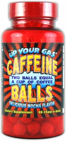 Image for Hot Stuff Nutritionals - Caffeine Balls