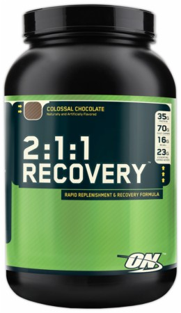 Image for Optimum Nutrition - 2:1:1 Recovery