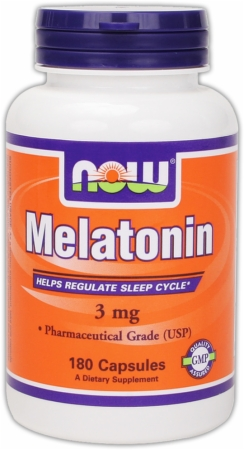 Image for NOW - Melatonin