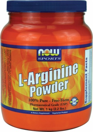 Image for NOW - L-Arginine Powder