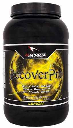 Image for AI Sports Nutrition - RecoverPro
