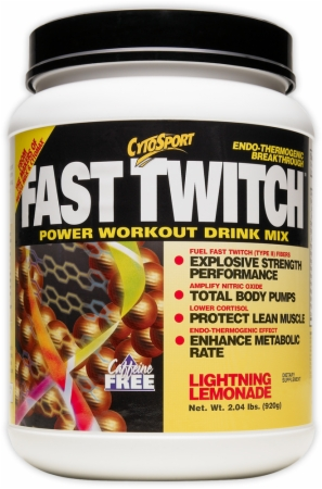 Image for CytoSport - Fast Twitch