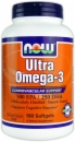 NOW Ultra Omega-3