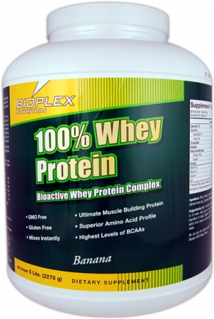 Image for Bioplex - 100% Whey Protein