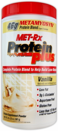 Met-Rx Protein Plus - 2 Lbs. - Chocolate