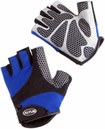 Altus Max-Grip Training Gloves - Blue - Medium