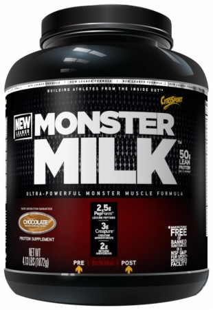 CytoSport Monster Milk - 4.13 Lbs. - Chocolate