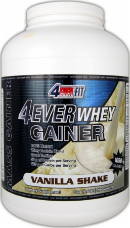 Image for 4Ever Fit - 4Ever Whey Gainer