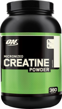Image for Optimum Nutrition - Micronized Creatine Powder