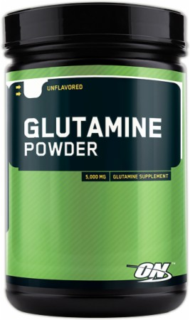 Optimum Glutamine Powder - 1000 Grams - Unflavored