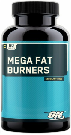 Optimum Mega Fat Burners - 60 Tablets