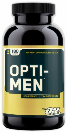 Optimum Opti-Men - 180 Tablets