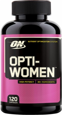 Optimum Opti-Women - 120 Capsules