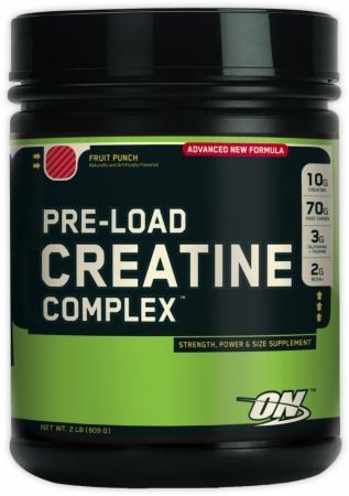 Optimum Pre-Load Creatine Complex - 4 Lbs. - Wild Grape