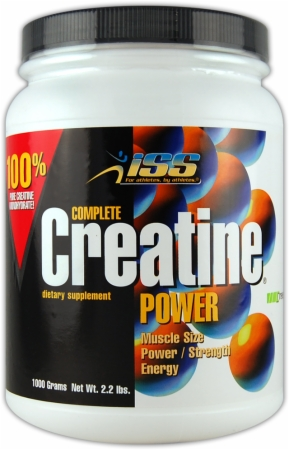 Image for ISS Research - Complete Creatine Power
