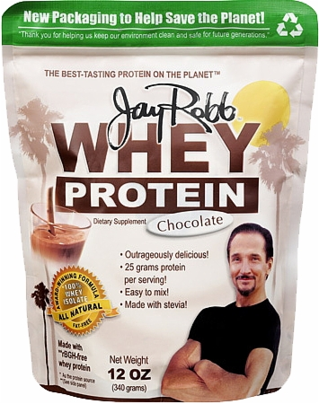 image 24242 450 white Jay Robb Whey Protein   12 Oz.   Vanilla