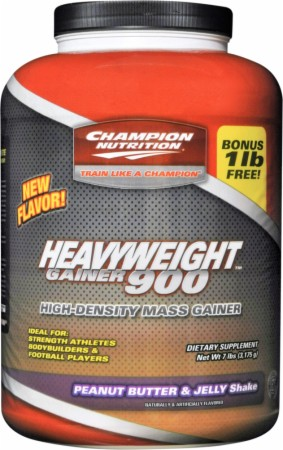 Image for Champion - Heavyweight Gainer 900